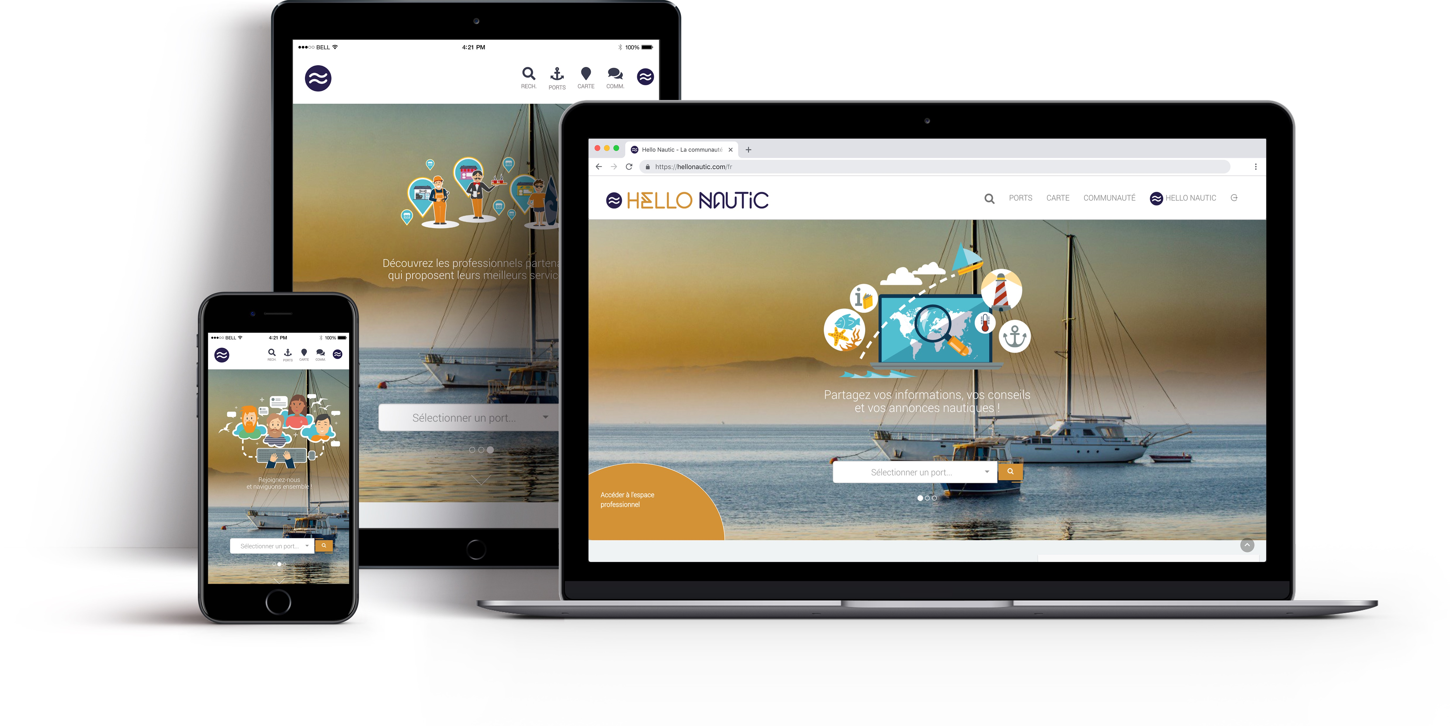 Home Page Hello Nautic