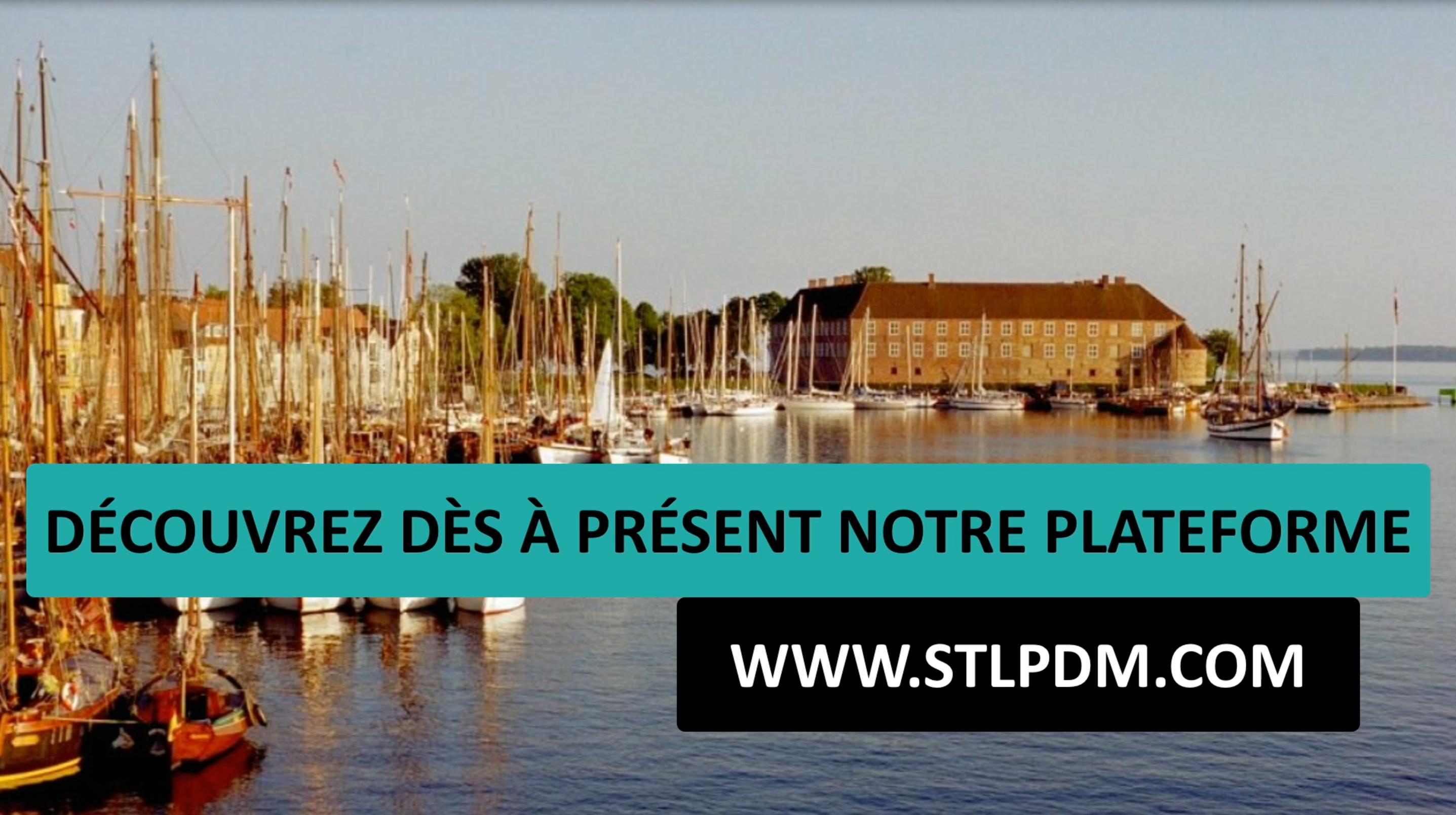Presentation of our new platform STLPDM.com